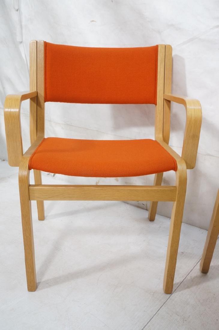 Pr MAGNUS OLESEN for DURUP Danish Modern Chairs. - 4
