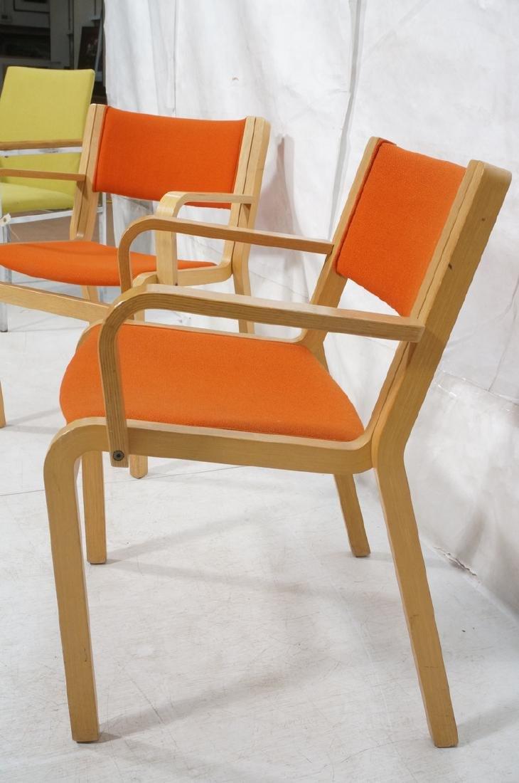 Pr MAGNUS OLESEN for DURUP Danish Modern Chairs. - 5