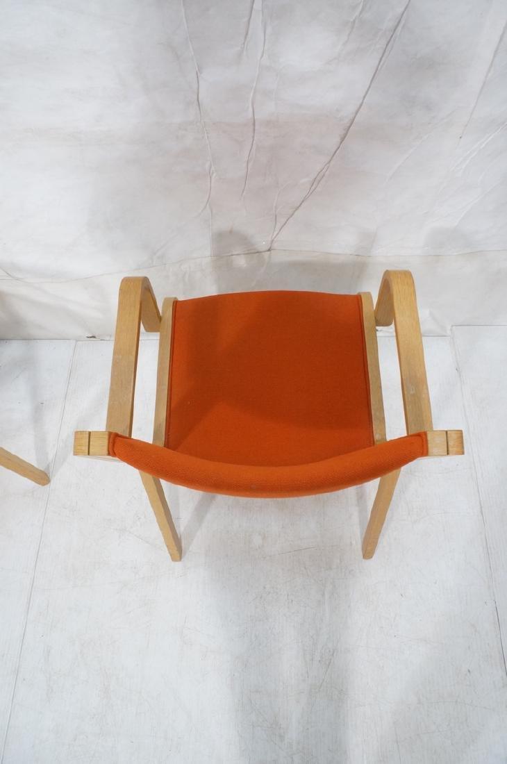Pr MAGNUS OLESEN for DURUP Danish Modern Chairs. - 7