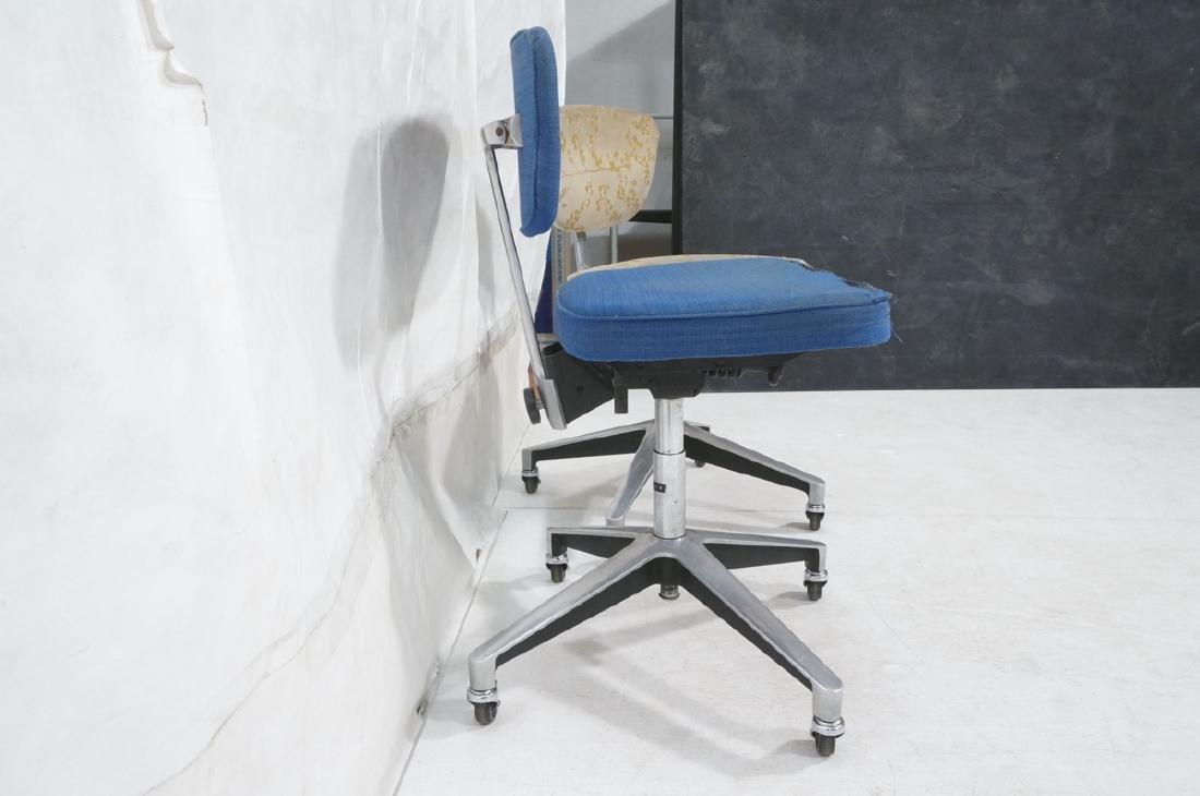 2 Rare KNOLL 76-S Office Desk Chairs. EERO SAARIN - 3