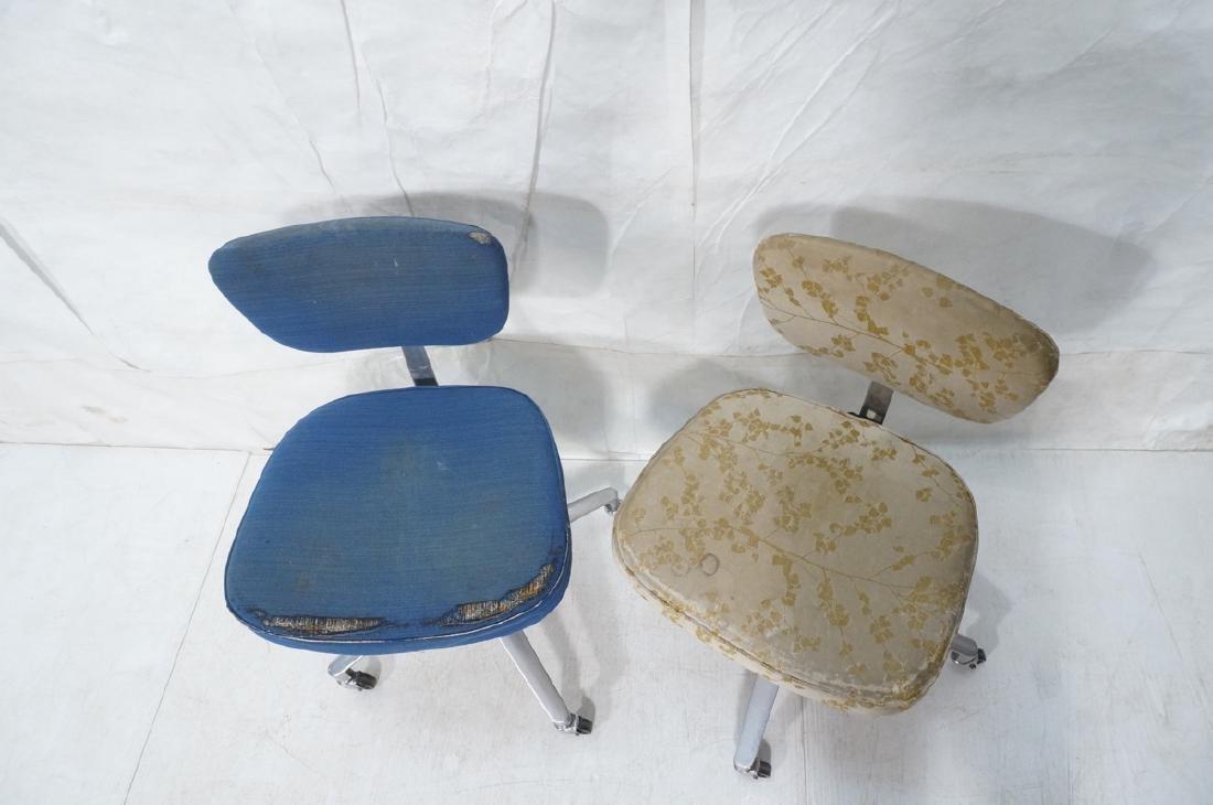 2 Rare KNOLL 76-S Office Desk Chairs. EERO SAARIN - 5