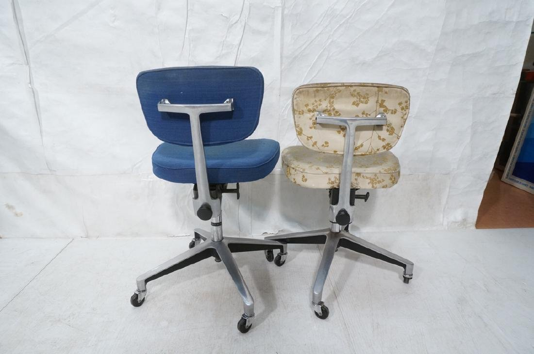 2 Rare KNOLL 76-S Office Desk Chairs. EERO SAARIN - 6