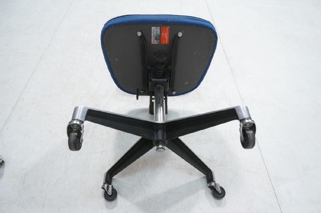 2 Rare KNOLL 76-S Office Desk Chairs. EERO SAARIN - 7
