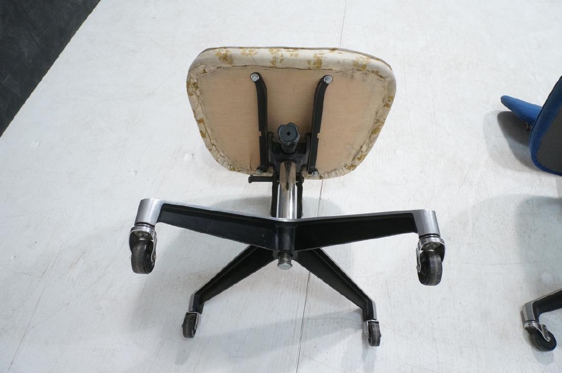 2 Rare KNOLL 76-S Office Desk Chairs. EERO SAARIN - 9