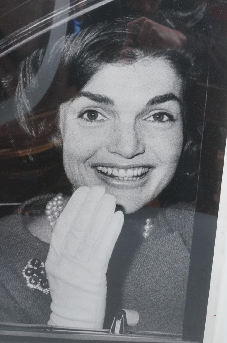 "HENRY BENSON Gelatin Silver Photograph ""Jackie -"