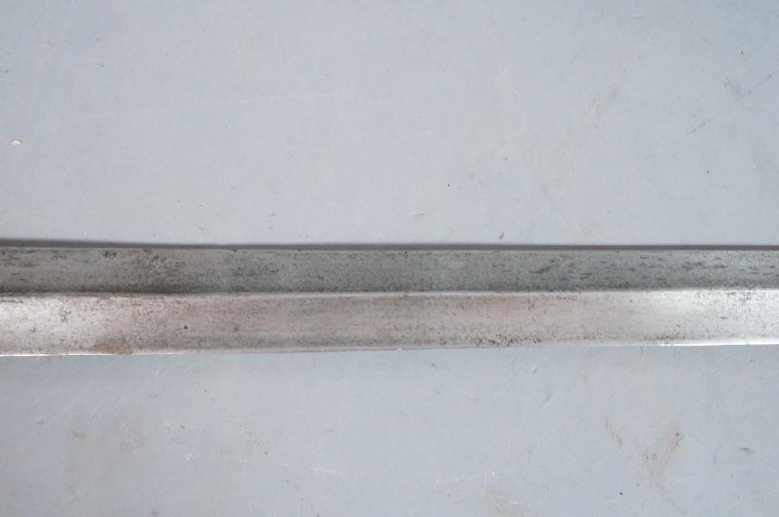 2 Vintage Swords. One steel blade marked E.N. Tol - 3