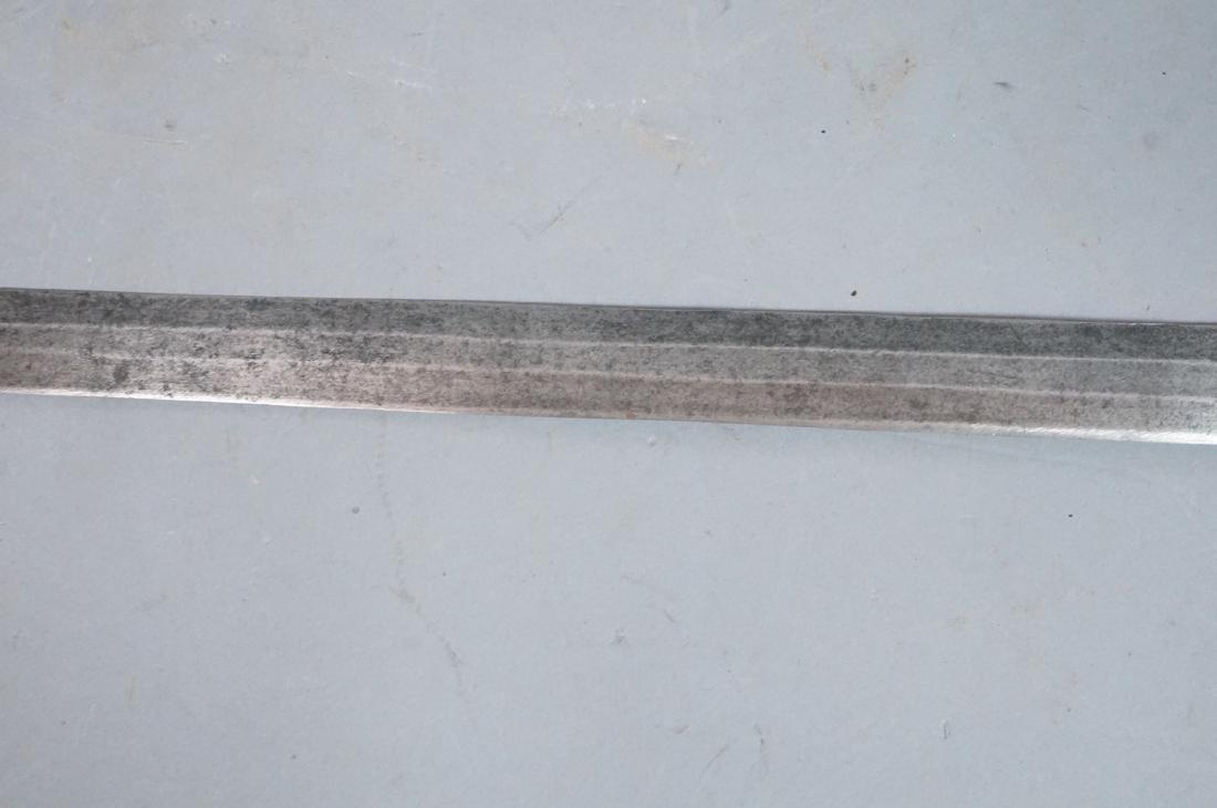 2 Vintage Swords. One steel blade marked E.N. Tol - 8