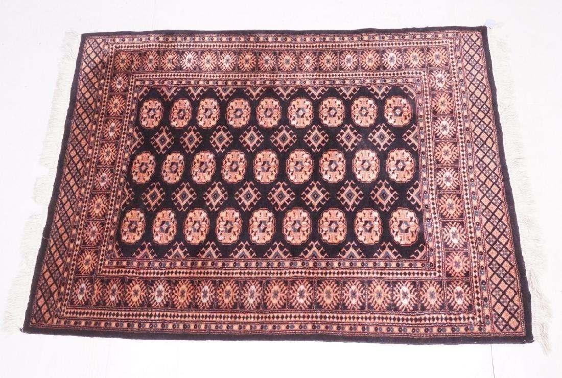 "5'6"" x 4'2"" Handmade Oriental  Style Rug Carpet."