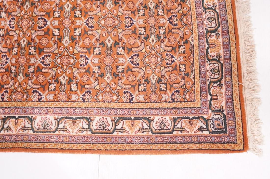"6'5"" x 3'10"" Handmade Oriental  Style Rug Carpet. - 2"