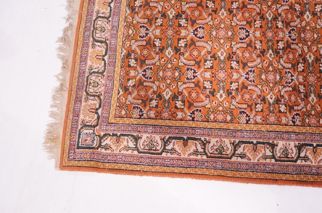 "6'5"" x 3'10"" Handmade Oriental  Style Rug Carpet. - 3"