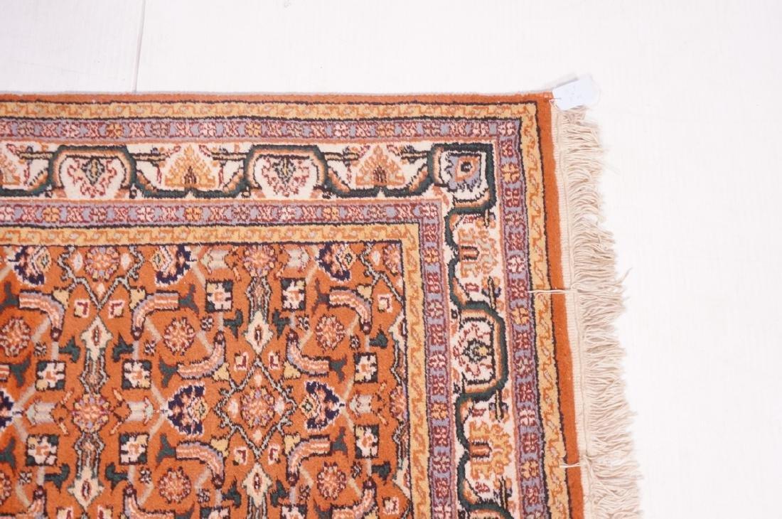 "6'5"" x 3'10"" Handmade Oriental  Style Rug Carpet. - 5"