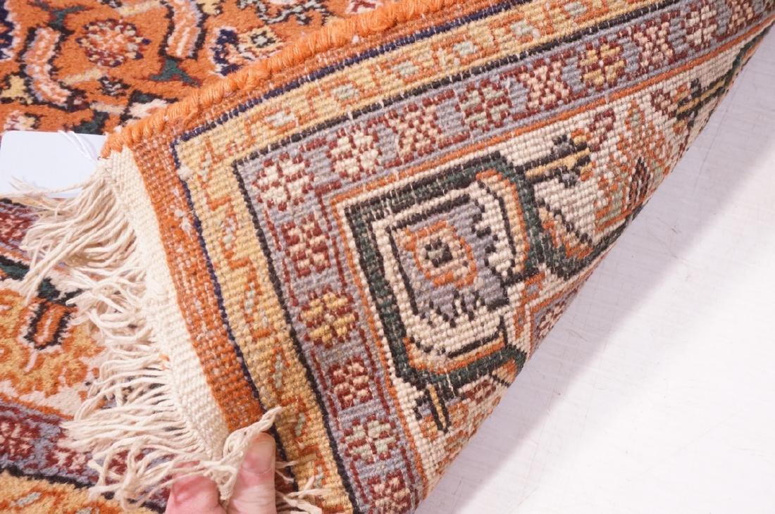 "6'5"" x 3'10"" Handmade Oriental  Style Rug Carpet. - 6"
