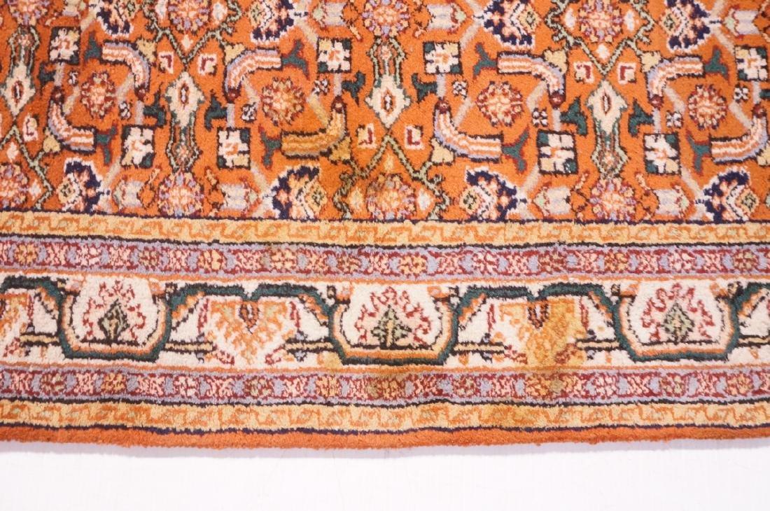 "6'5"" x 3'10"" Handmade Oriental  Style Rug Carpet. - 7"