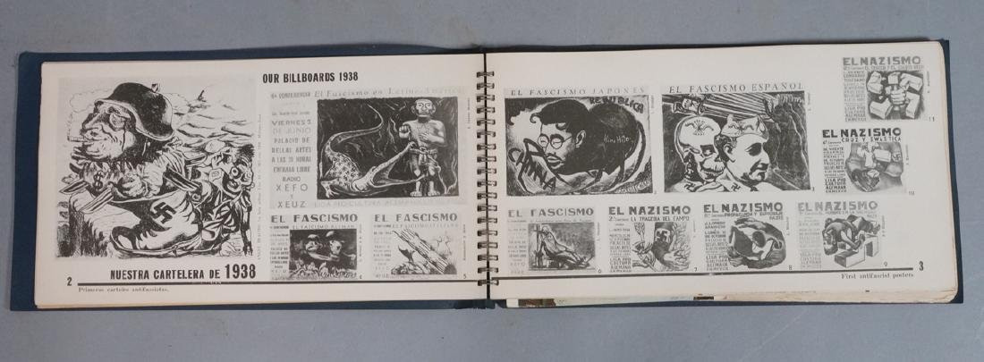 1949 TGP Mexico Artist Cooperative Pamphlet. Ring