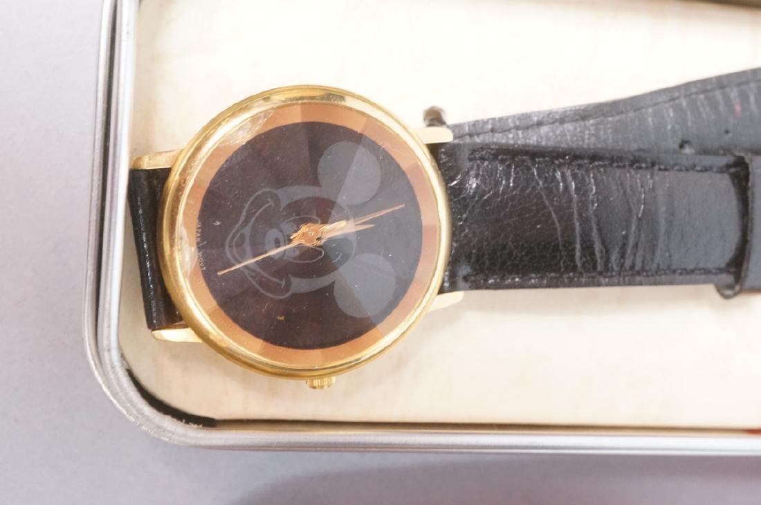 5 DISNEY MICKEY MOUSE Watches. 1) Euro Disney mir - 3