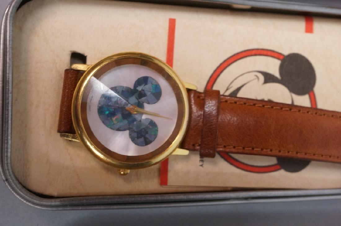 5 DISNEY MICKEY MOUSE Watches. 1) Euro Disney mir - 4