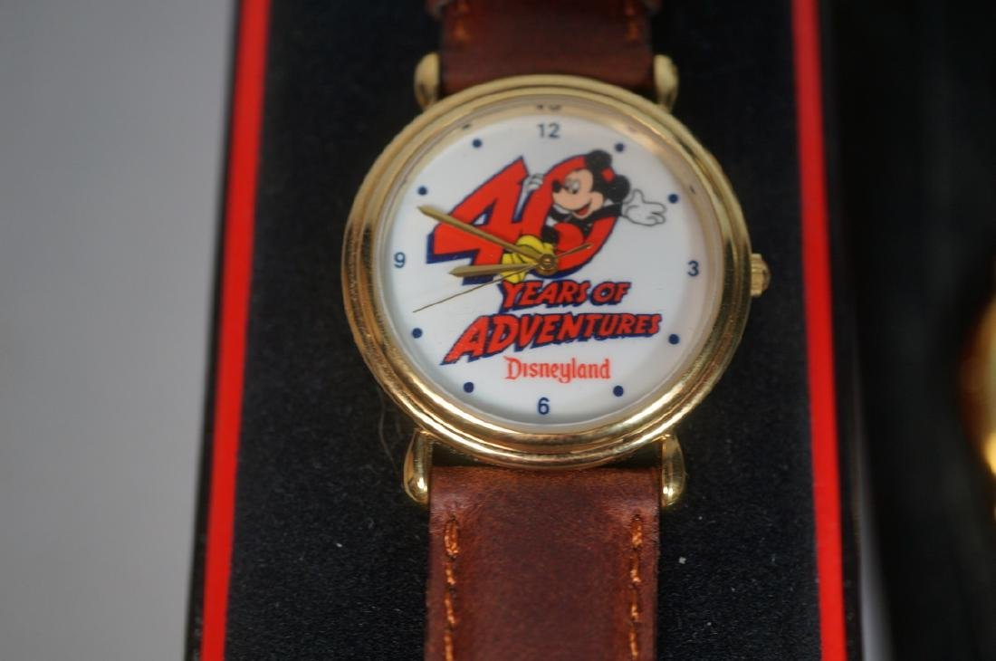 """5 DISNEY MICKEY MOUSE Watches. 1)""""Sketches of Mic - 4"""