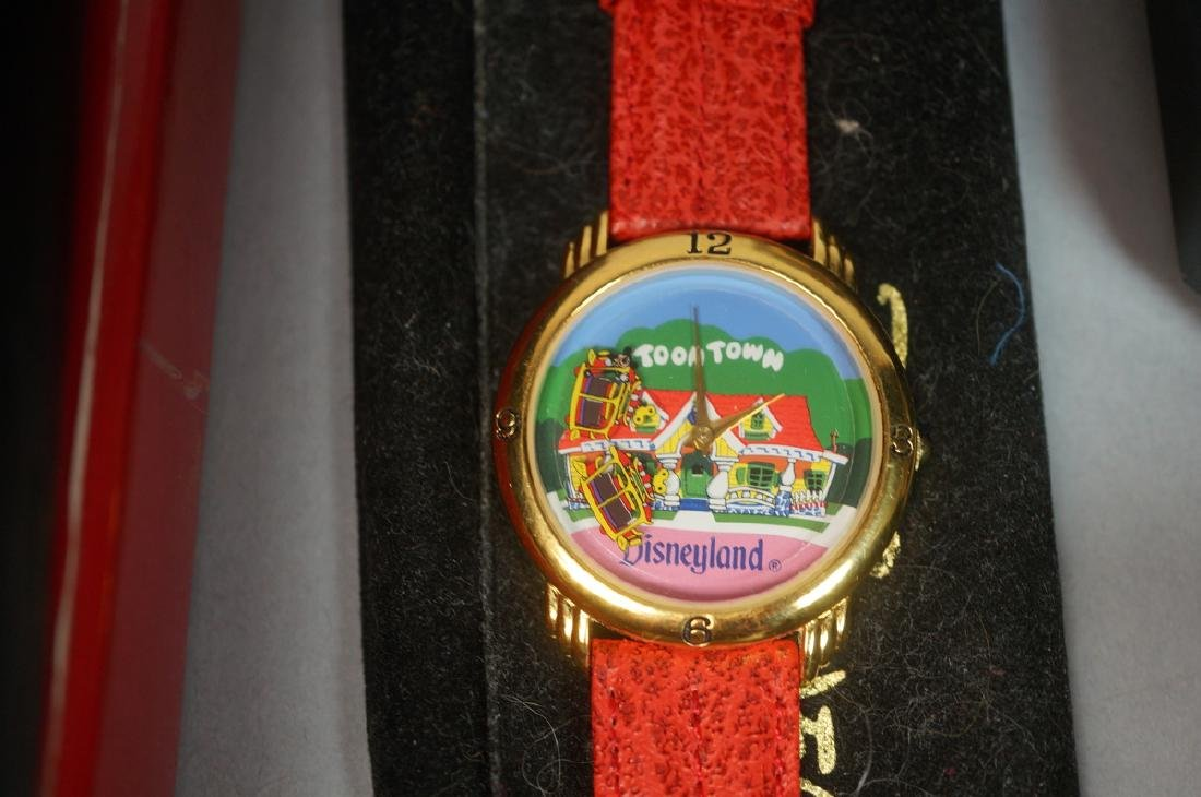 """5 DISNEY MICKEY MOUSE Watches. 1)""""Sketches of Mic - 5"""