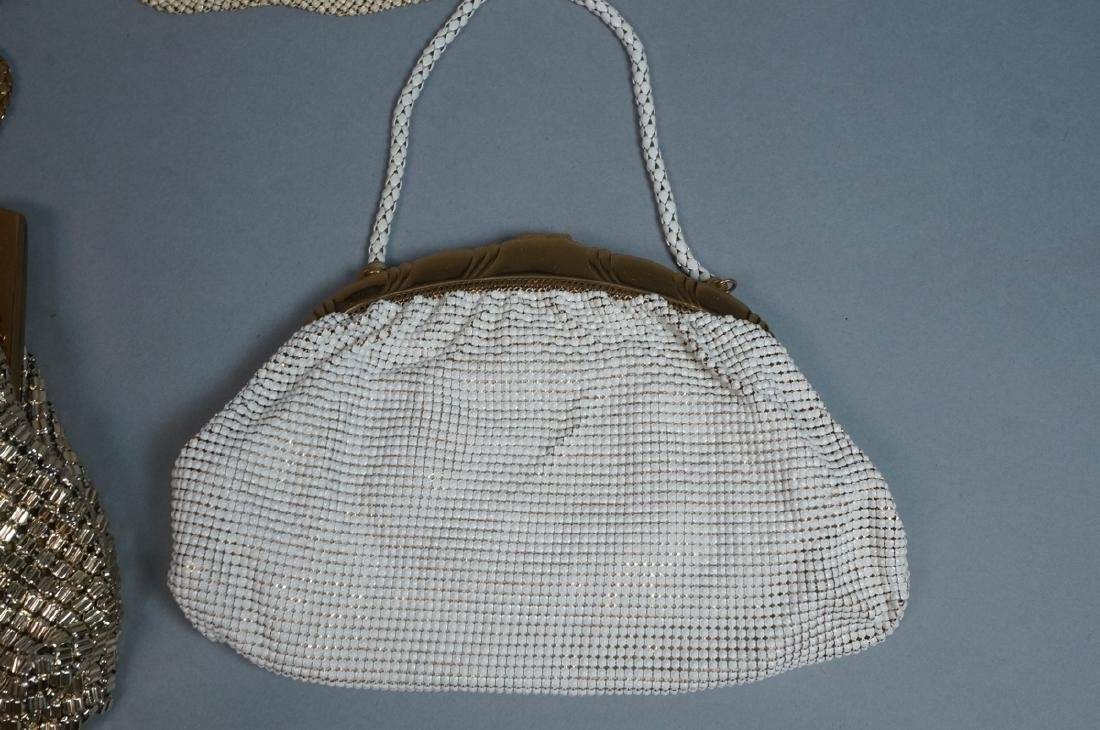 10pc Vintage Mesh Hand Bags Change purses. 3 off - 2