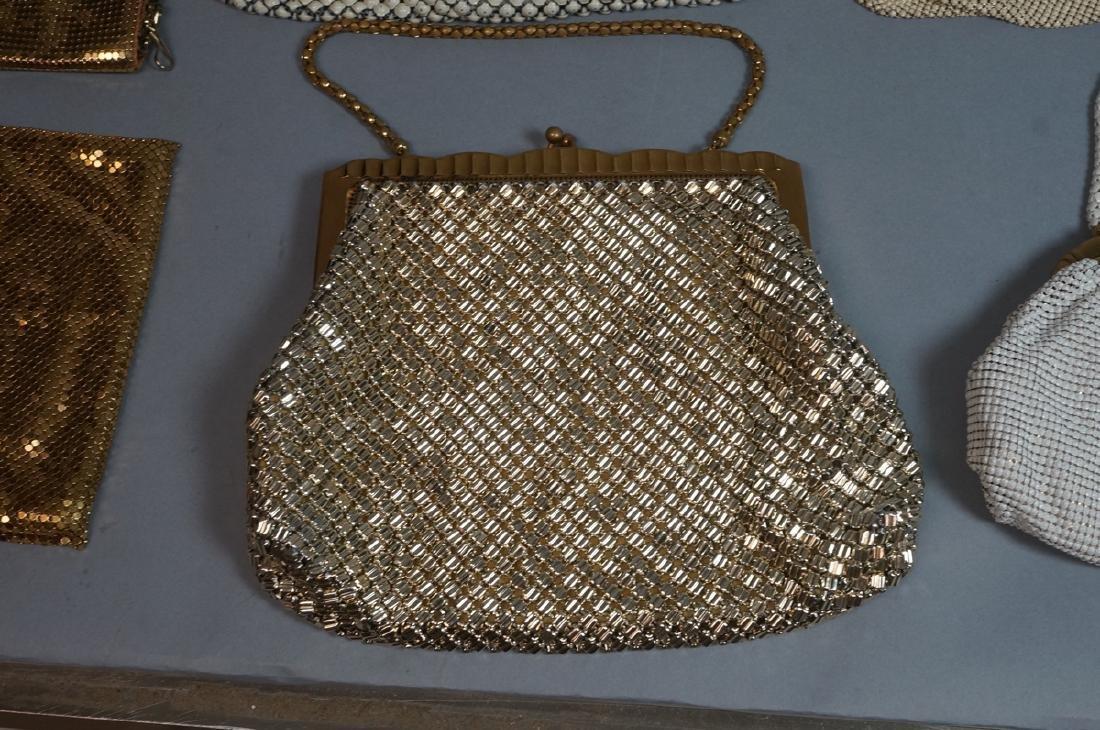 10pc Vintage Mesh Hand Bags Change purses. 3 off - 3