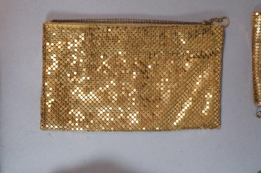 10pc Vintage Mesh Hand Bags Change purses. 3 off - 4