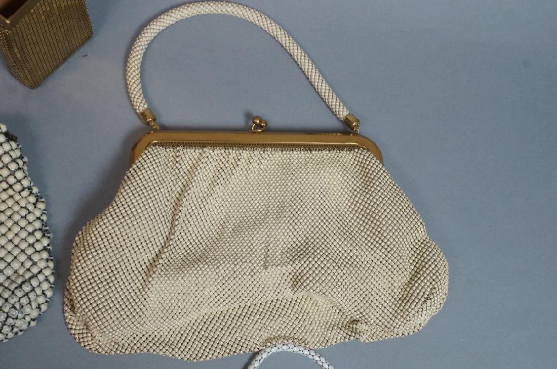 10pc Vintage Mesh Hand Bags Change purses. 3 off - 9