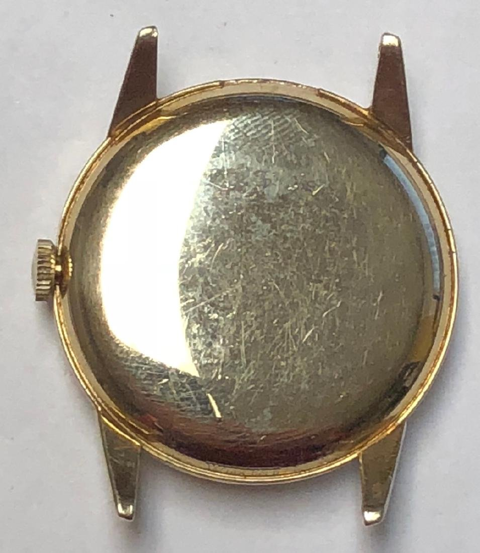 Girard Perregaux 14K Gold  watch Currently runs a - 3
