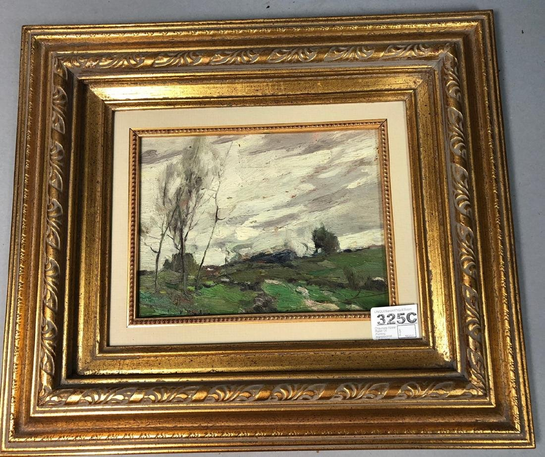 Chauncey Foster Ryder Oil Painting.  Impressionis - 2