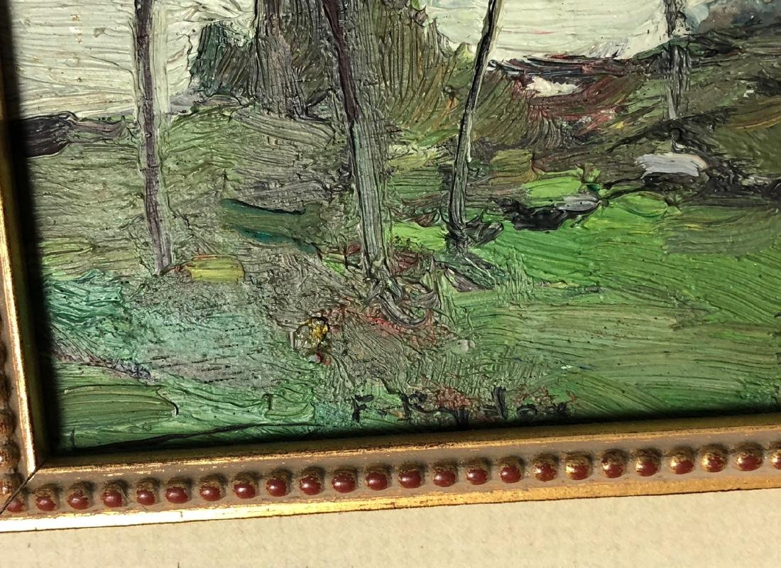 Chauncey Foster Ryder Oil Painting.  Impressionis - 3