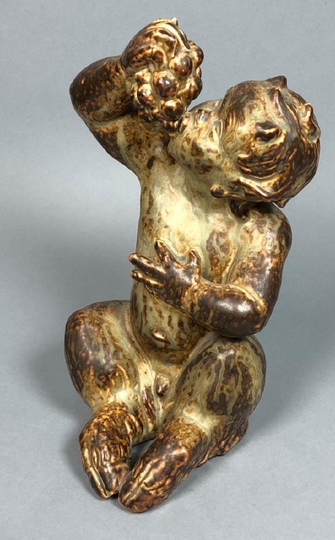 KNUD KYHN for ROYAL COPENHAGEN Figural Sculpture.