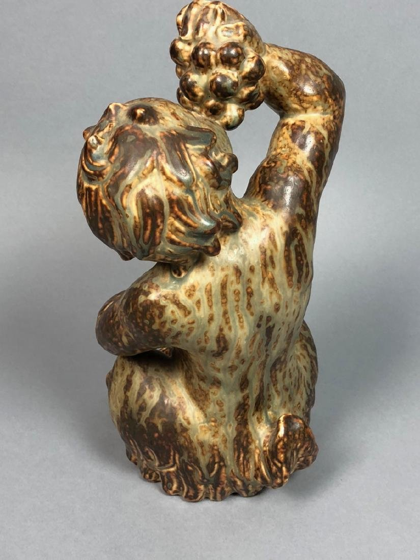 KNUD KYHN for ROYAL COPENHAGEN Figural Sculpture. - 3