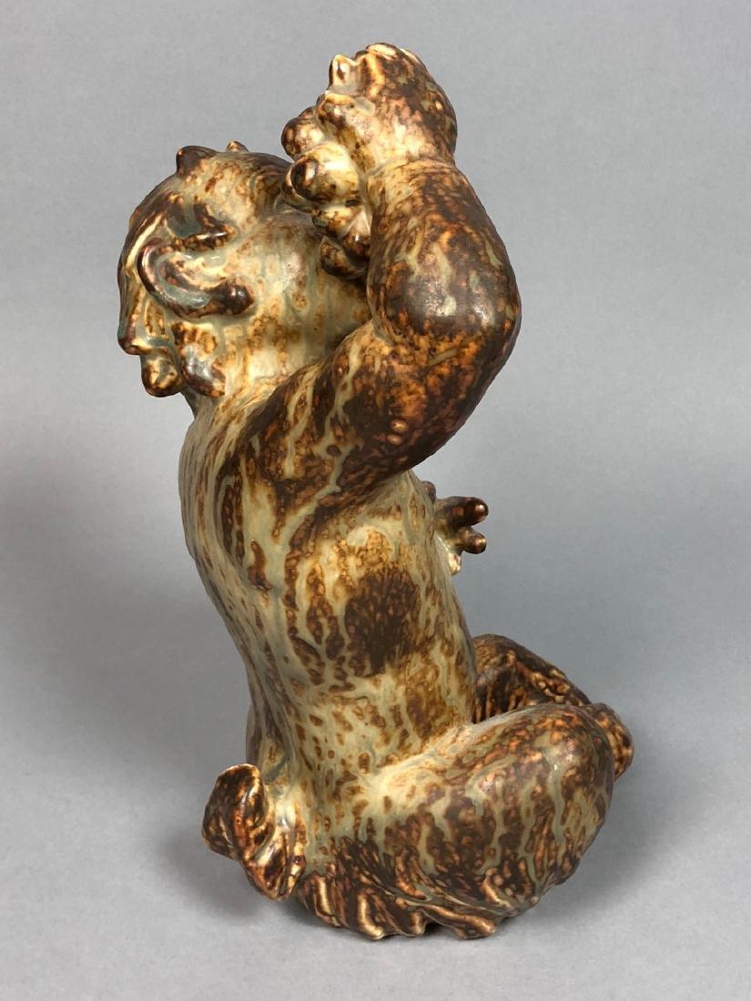 KNUD KYHN for ROYAL COPENHAGEN Figural Sculpture. - 4