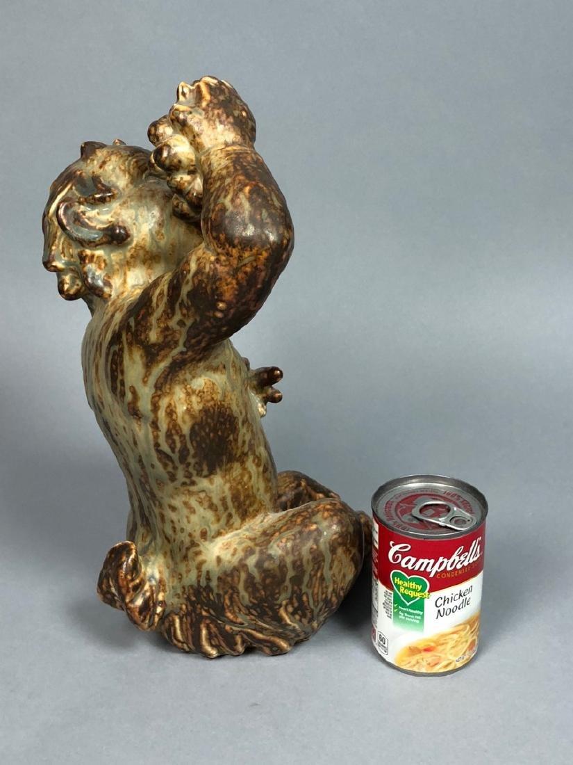 KNUD KYHN for ROYAL COPENHAGEN Figural Sculpture. - 5