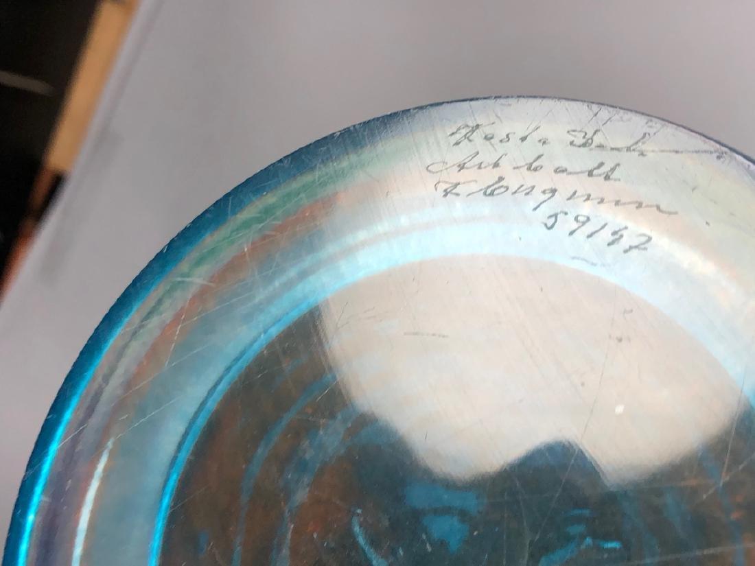 KOSTA BODA by KJELL ENGMAN Glass Compote. Large m - 4