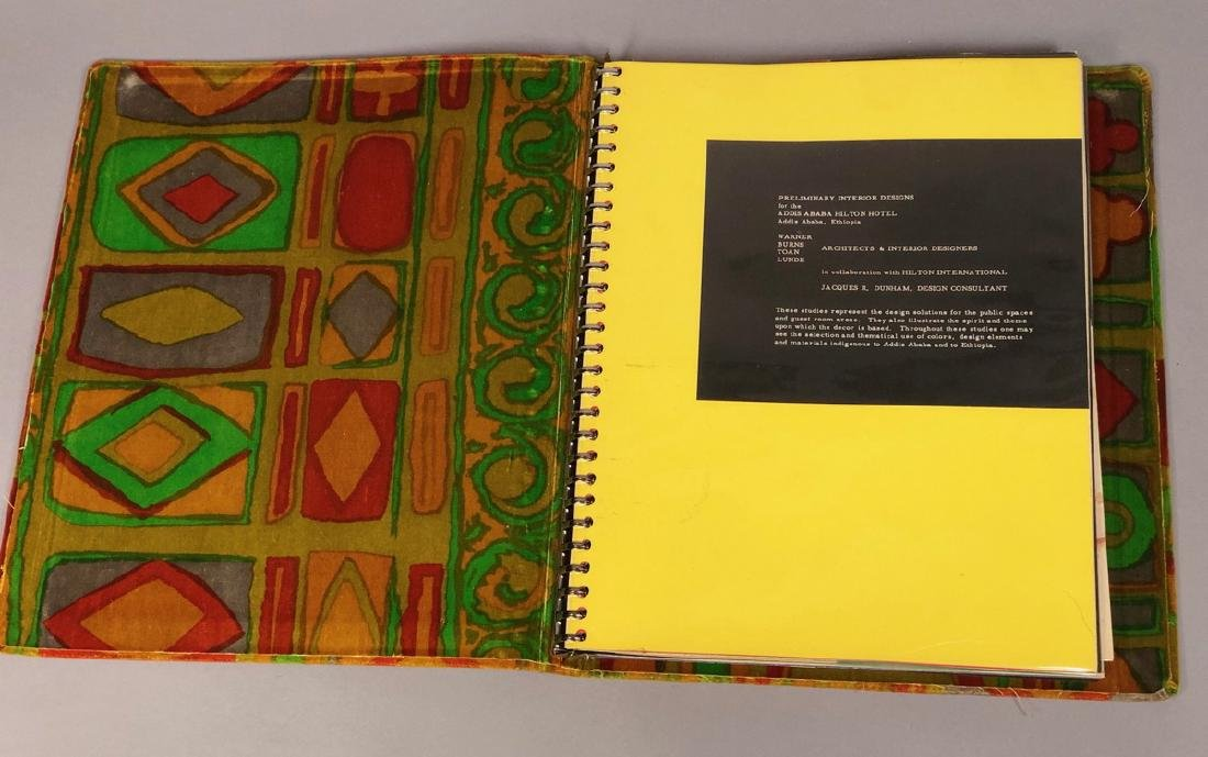 JACK LENOR LARSEN Fabric Album Preliminary Interi