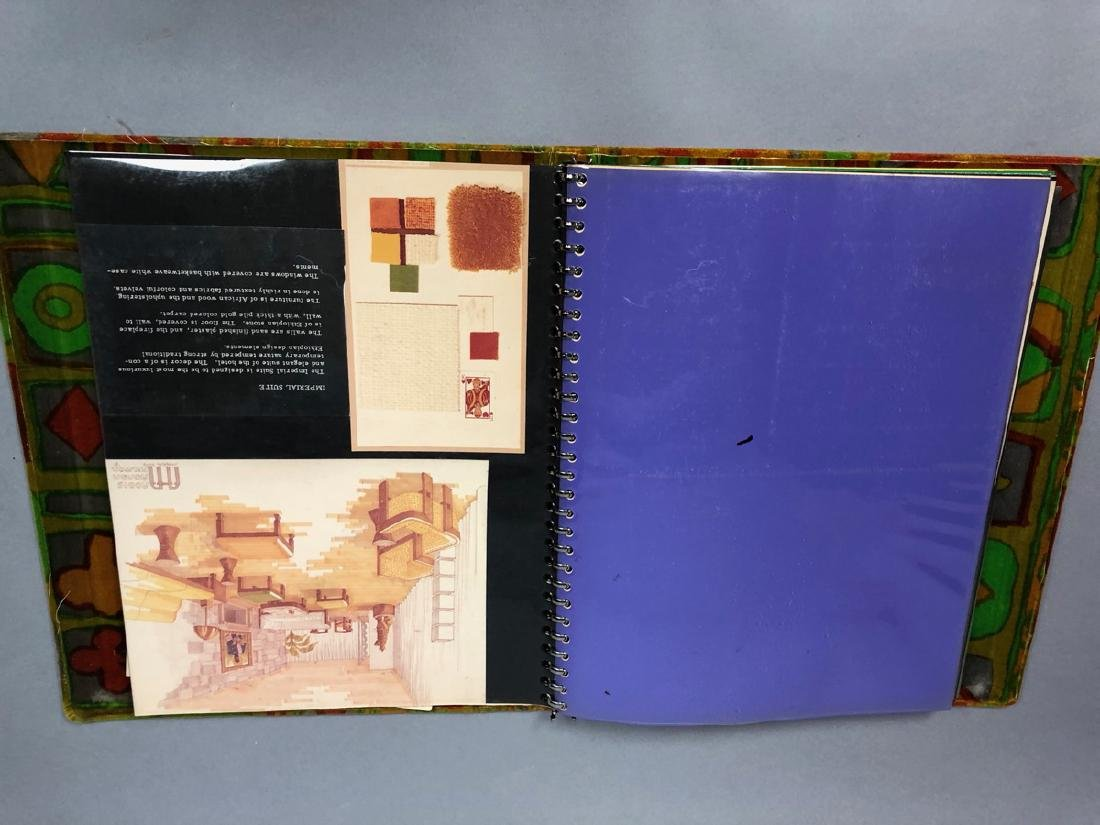 JACK LENOR LARSEN Fabric Album Preliminary Interi - 6