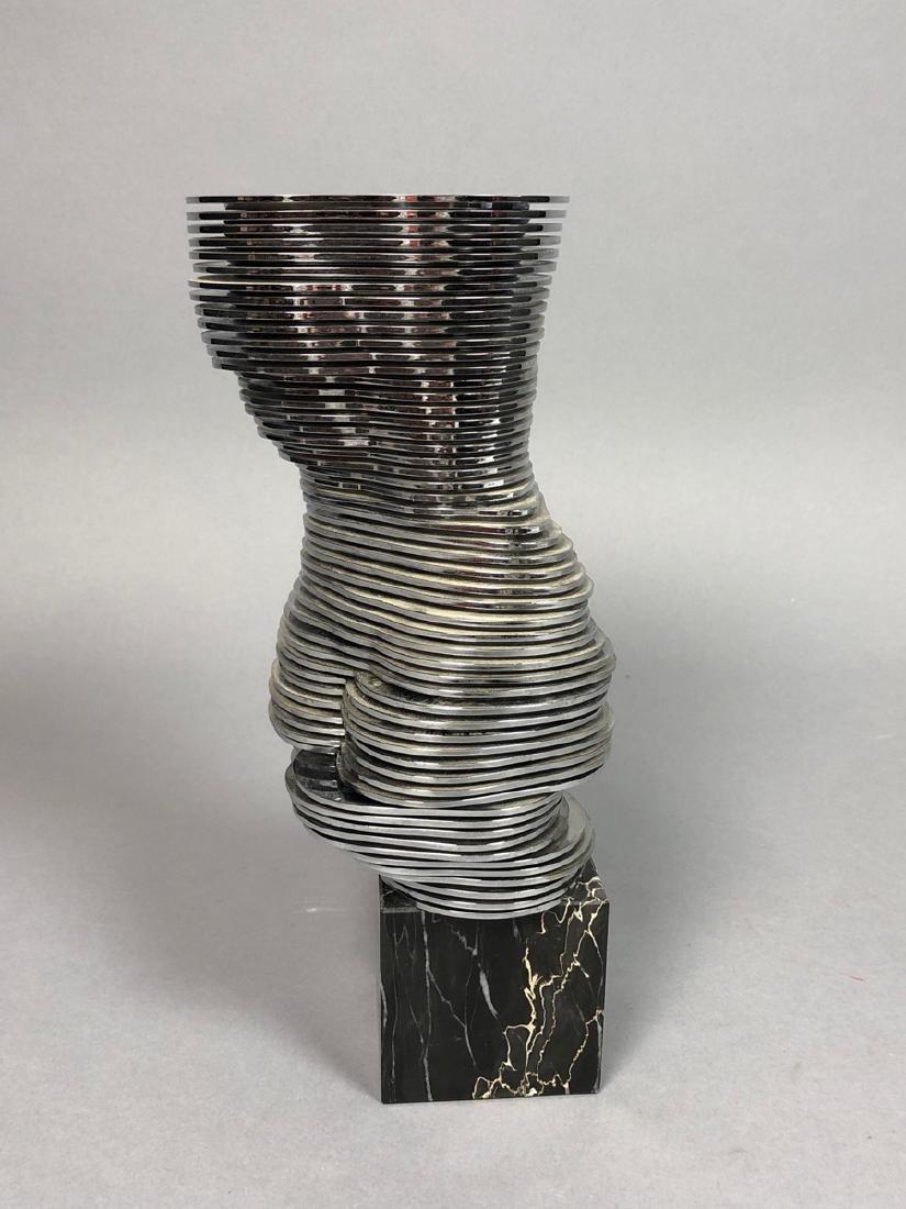 Eva OTTO MONESTIER Kinetic Female Nude Sculptur - 2