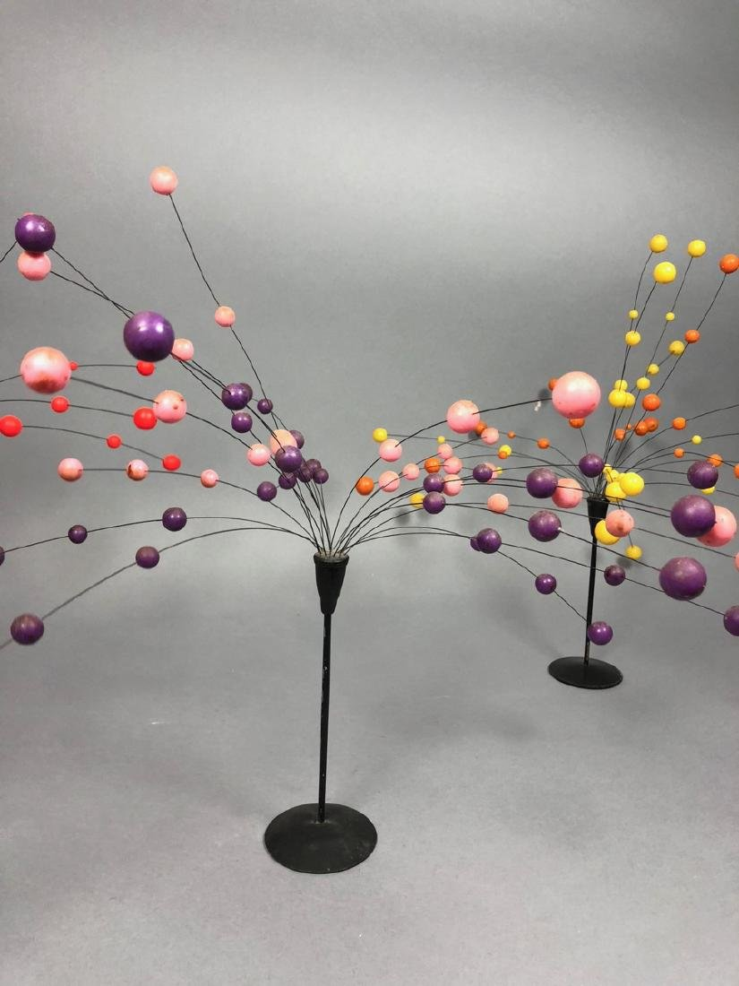 3 LAURIDS LONBORG Style Kinetic Ball Sculptures. - 3