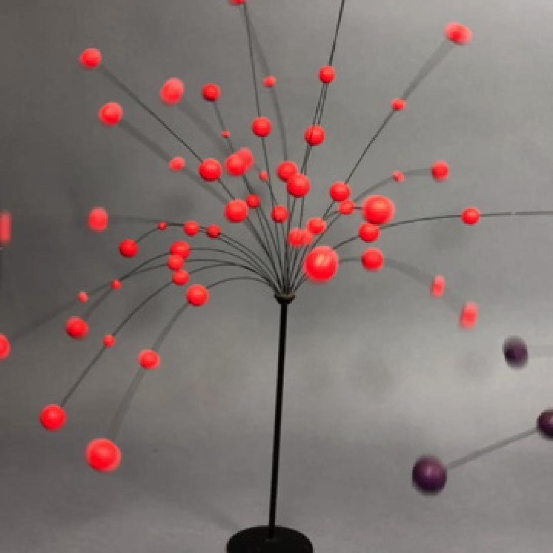 3 LAURIDS LONBORG Style Kinetic Ball Sculptures. - 6