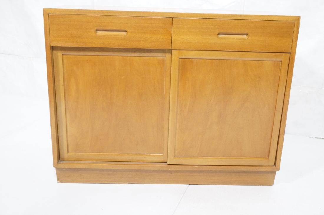 DUNBAR Mahogany Small Server Buffet. 2 drawers 2 - 3