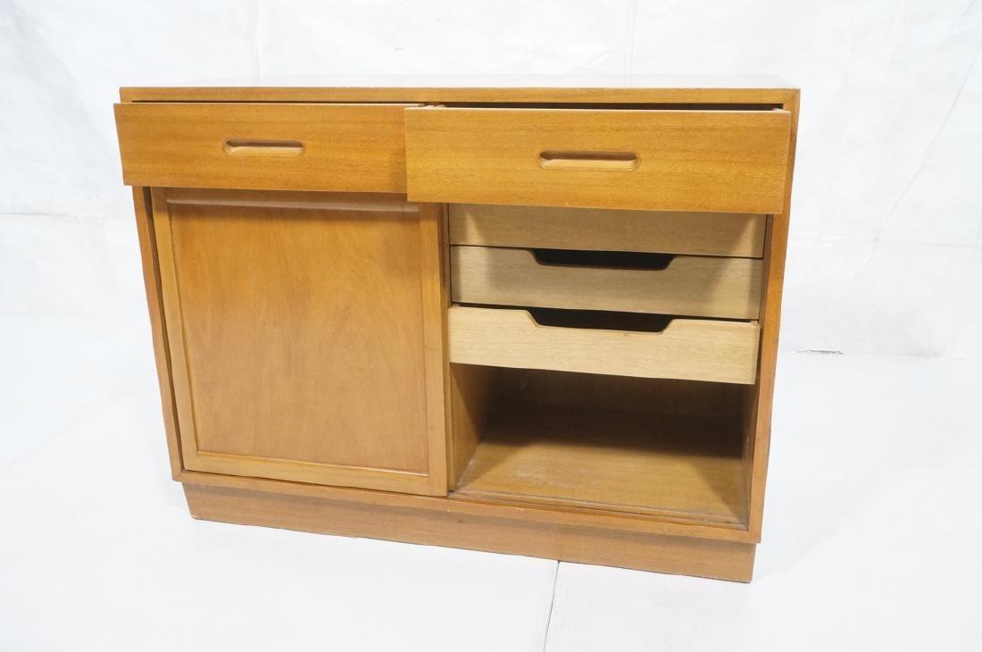 DUNBAR Mahogany Small Server Buffet. 2 drawers 2 - 8