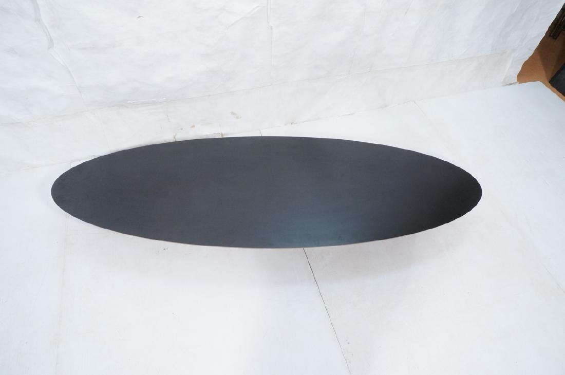 HERMAN MILLER Modernist Surfboard Cocktail Table. - 3