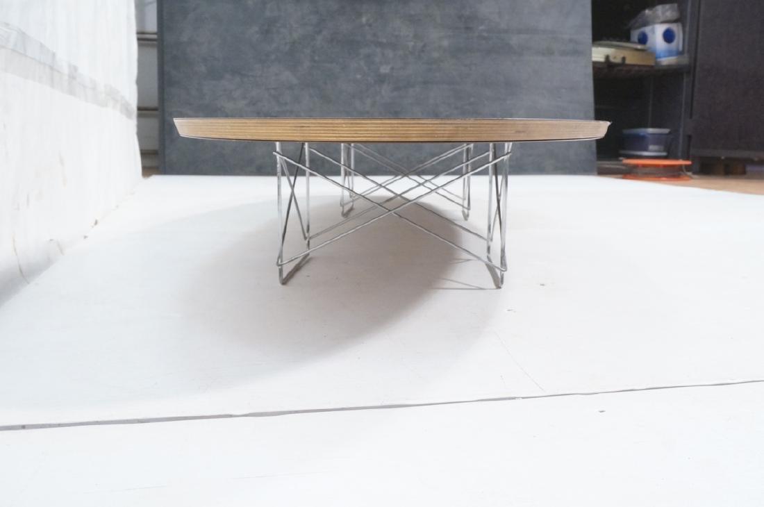 HERMAN MILLER Modernist Surfboard Cocktail Table. - 5