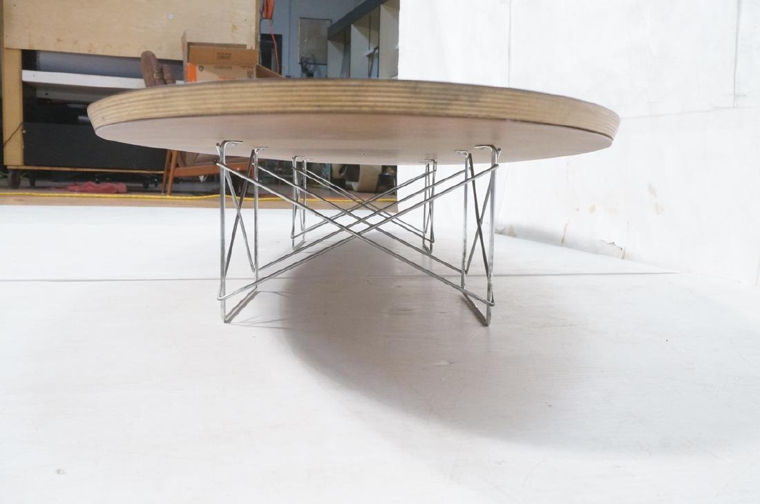 HERMAN MILLER Modernist Surfboard Cocktail Table. - 6