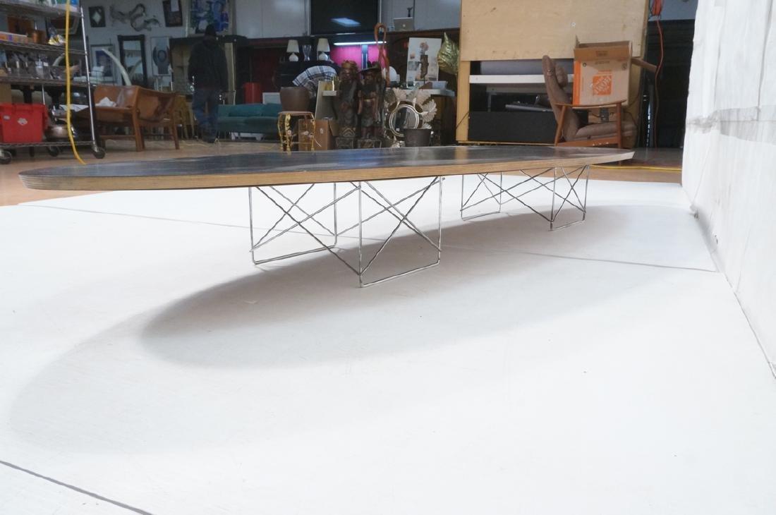 HERMAN MILLER Modernist Surfboard Cocktail Table. - 7