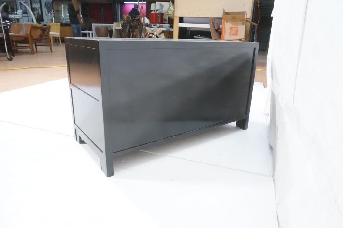 MICHAEL TAYLOR for BAKER Ebonized Cabinet Bachelo - 8