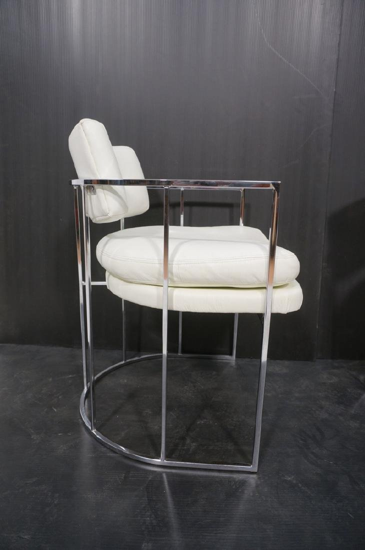 Pr Milo Baughman for THAYER COGGIN Lounge Chairs. - 4