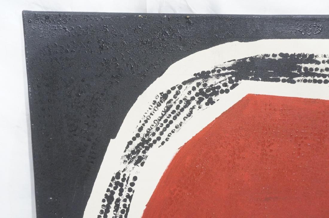 """JAMES EDWARD JONES Oil Painting. """"Snake Devouring - 2"""