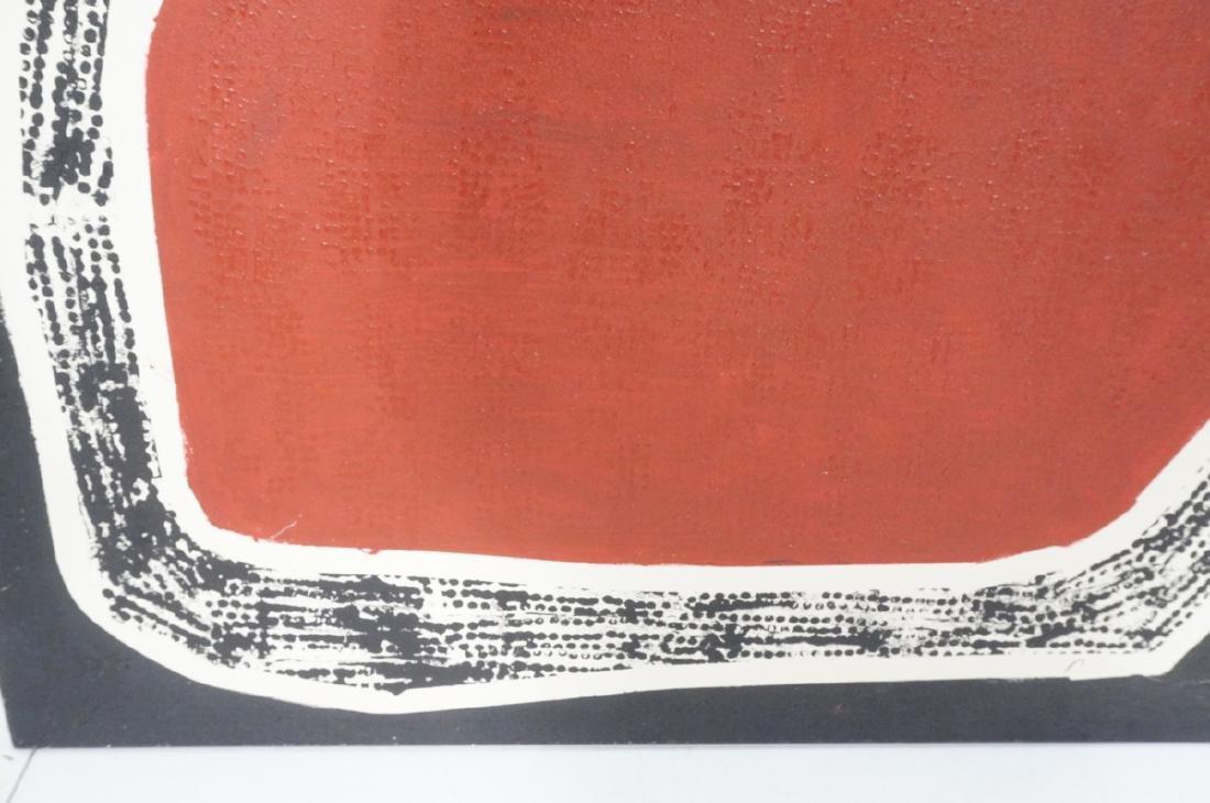 """JAMES EDWARD JONES Oil Painting. """"Snake Devouring - 7"""
