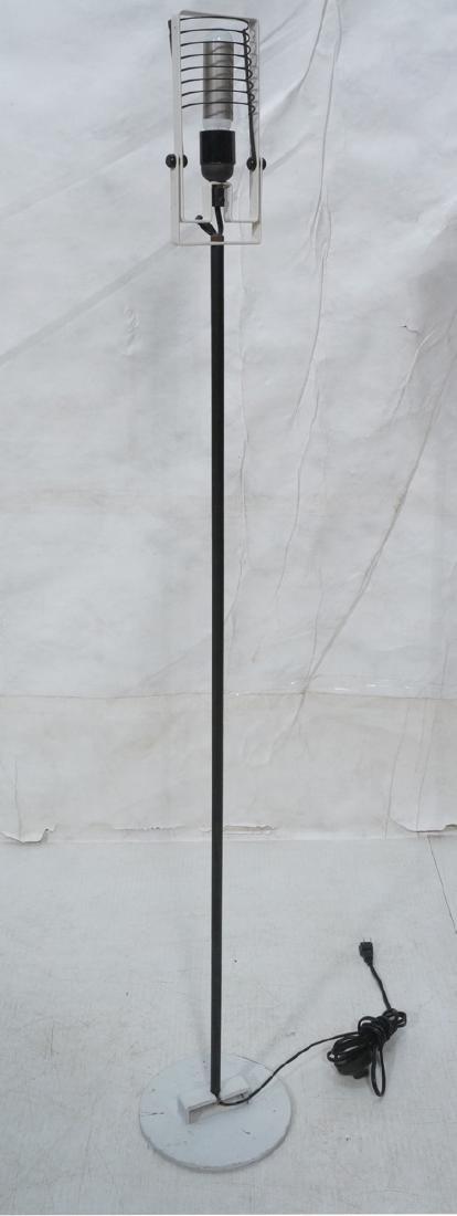 """ARTEMIDE """"Sintesi Terra"""" Modern Floor Lamp. Minim"""